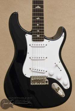 PRS Silver Sky - Onyx, In Stock & Ready to Ship | Paul Reed Smith John Mayer Signature Electric Guitar - Northeast Music Center Inc.