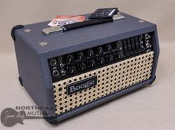 Mesa Boogie Mark V:25 Amp Head - British Slate Bronco, Wicker Grille