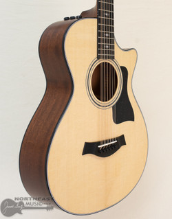 Taylor 352ce 12-String Grand Concert Acoustic Electric Guitars | Northeast Music Center Inc.