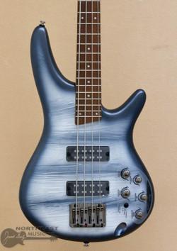 Ibanez SR300e Bass Guitar - Navy Planet Matte