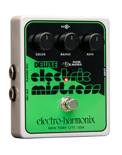 EHX Deluxe Electric Mistress XO Analog Flanger