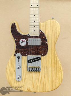 G&L Tribute ASAT Classic Bluesboy Lefty - Natural Gloss   G&L Left handed Electric Guitar - Northeast Music Center inc.