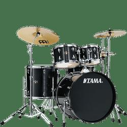 Tama Imperialstar 5-Piece Drumkit in Hairline Black