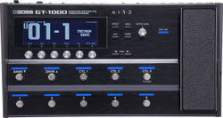 Boss GT-1000 Guitar Effects Processor (GT-1000)