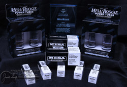 Replacement Tubes for Mesa Boogie Dual Rectifier Amplifier Head or Combo