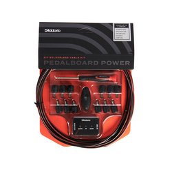 D'addario Pedal Power Solderless Cable Kit