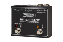 Mesa Boogie Switch Track Buffered and Duel Isolated ABY Switcher (AC.ABY)
