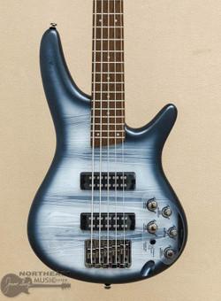 Ibanez SR305EBPM 5 String Bass- Black Planet Matte - Northeast Music Center Inc.
