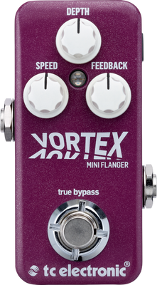 TC Electronic Vortex Mini Flanger | Northeast Music Center