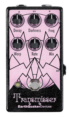 EarthQuaker Devices Transmisser Resonant Reverberator (TRANSMISSER)