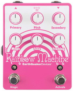 EarthQuaker Devices Rainbow Machine Polyphonic Pitch Mesmerizer (RAINBOWMACHINEV2)