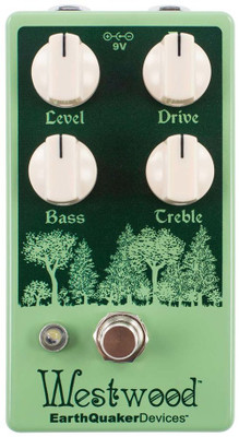 EarthQuaker Devices Westwood Translucent Drive Manipulator (WESTWOOD)