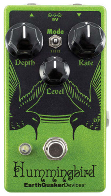 EarthQuaker Devices Hummingbird Repeat Percussions Tremolo (HUMMINGBIRDV4)