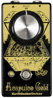 EarthQuaker Devices Acapulco Gold Power Amp Distortion (ACAPULCOGOLDV2)