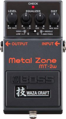Boss MT-2W Metal Zone Waza Distortion