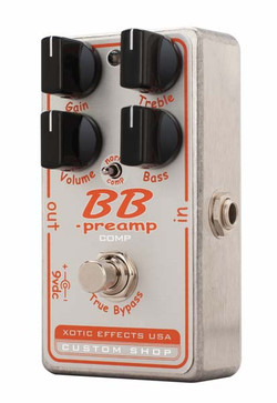 Xotic Effects BBP Preamp with Compressor Switch | Northeast Music Center Inc.