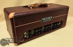 Mesa Boogie Triple Crown TC-50 50 Watt Amplifier Head - Wine Taurus (2.tc.)   Northeast Music Center Inc.