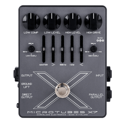 Darkglass Microtubes X7 Multiband Distortion