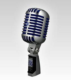 Shure Super 55 Dynamic Microphone | Shure Mics - Northeast Music Center inc.