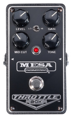Mesa Boogie Throttle Box Distortion | Northeast Music Center