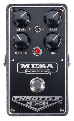 Mesa Boogie Throttle Box Distortion | Northeast Music Center