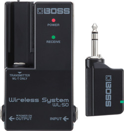 BOSS WL-50 Wireless System For Electric Guitar (WL-50) | Northeast Music Center Inc.