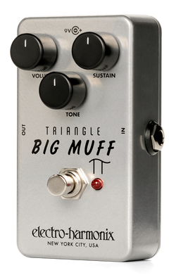 EHX Triangle Big Muff Pi Fuzz | Northeast Music Center Inc.