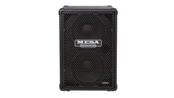 Mesa Boogie Subway 2x12 Vertical Bass Cabinet - Black Bronco w/ Black Metal Grille (0.212V.BB.SW) | Northeast Music Center Inc.