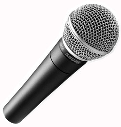 Shure SM58 LC Dynamic Vocal Microphone | Northeast Music Center Inc.