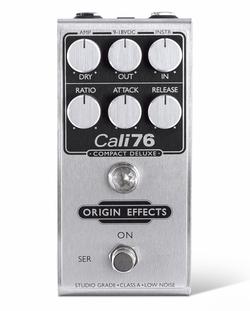 Origin Effects Cali76 Compact Deluxe Compressor | Origin Cali 76 Compressor - Northeast Music Center inc.