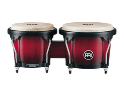 Meinl Headliner Bongos - Wine Red Burst | Meinl Percussion - Northeast Music Center Inc.