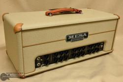 Mesa Boogie Triple Crown TC-50 50 Watt Amplifier Head - British Tan Bronco   Northeast Music Center Inc.