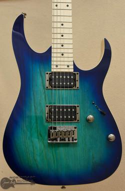 Ibanez RG421AHM - Blue Moon Burst (RG421AHM-BMT) | Northeast Music Center Inc.