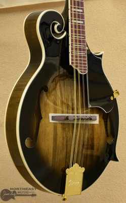 Ibanez M522S F-Style Mandolin - Dark Violin Sunburst | Northeast Music Center Inc.