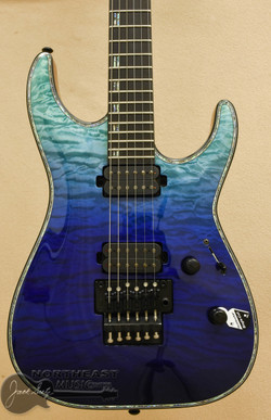 ESP/LTD H-1001FR - Violet Shadow Fade - ESP LTD Electric Guitar Floyd Rose - Northeast Music Center inc.