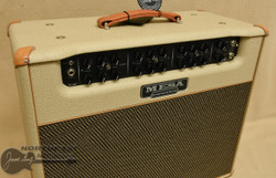 Mesa Boogie TC-50 Combo - British Tan Bronco, Gold Jute
