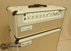 Mesa Boogie Califonia Tweed Head with Matching 23 Cabinet