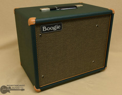 Mesa Boogie 1x12 Thiele Cabinet - Emerald Bronco, Gold Jute Grille | Northeast Music Center Inc.