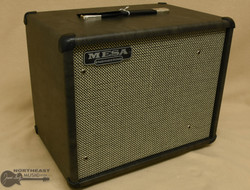 Mesa Boogie 1x12 Thiele Cabinet - Gray Taurus, Cream/Black Grille | Northeast Music Center Inc.