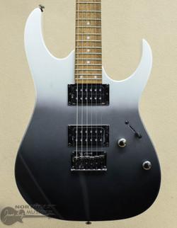 Ibanez RG421 - Pearl Black Fade Metallic | Northeast Music Center Inc.