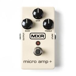 MXR M233 Micro Amp + Booster Pedal | Northeast Music Center Inc.