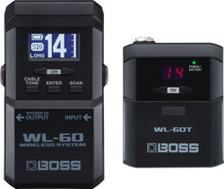 Boss WL-60 Wireless System | Northeast Music Center Inc.