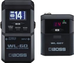 Boss WL-60 Wireless System | Northeast Music Center Inc.