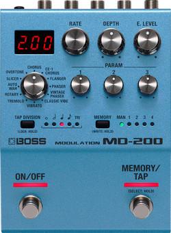 Boss MD-200 Modulation Pedal (MD-200) | Northeast Music Center Inc.