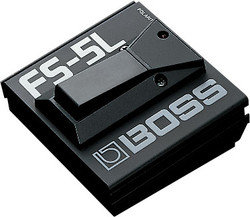 Boss FS-5L Latch Footswitch