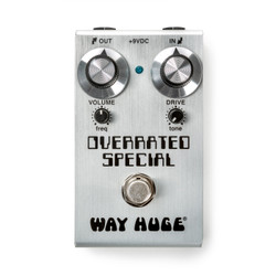Way Huge Smalls Overrated Special Overdrive | Jim Dunlop Effects Pedals - WM28 - Northeast Music Center inc.