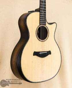 Taylor K14ce Builder's Edition Grand Auditorium  | Acoustic Electric Koa Guitars - Northeast Music Center inc.