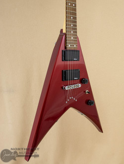 Jackson King V - Red (Used) | Northeast Music Center Inc.