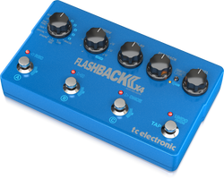 TC Electronic Flashback 2x4 Delay w/ MIDI (FLASHBACK2X4) | Northeast Music Center Inc.