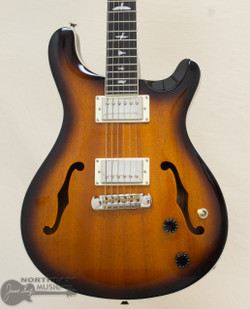 PRS SE Hollowbody Std. - McCarty Tobacco Burst